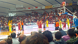 Metalmontaggi Supporter Umana Reyer stagione 2013/2014